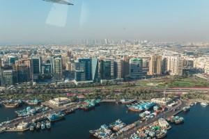 Seawings experience over Dubai
