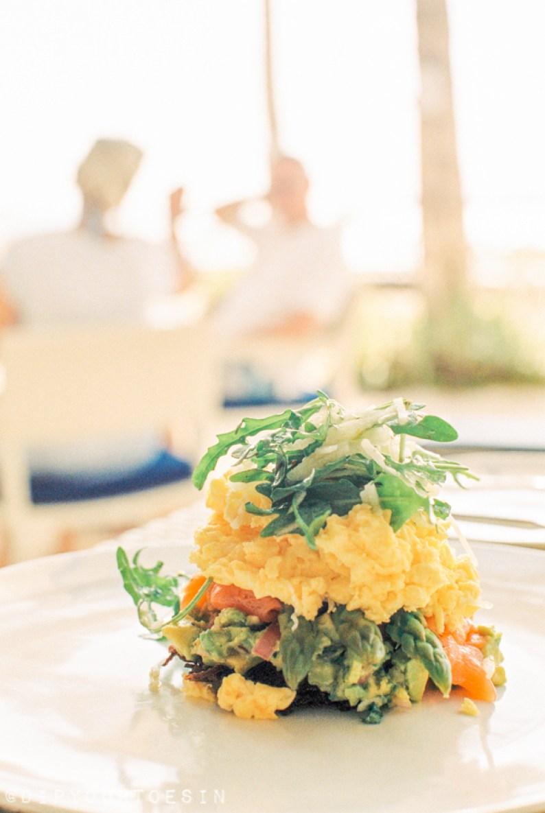Potato Rosti with Smoked Salmon at Kurumba, Maldives | 10 Global Stops for the Foodie Traveller!