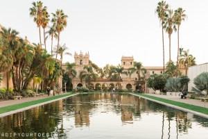 Balboa Park San Diego