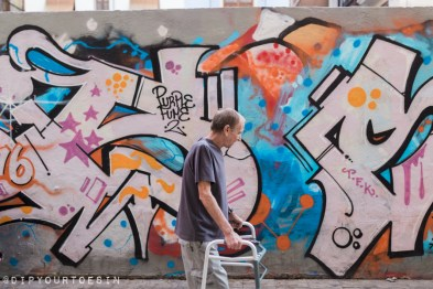Walking Tour of Street Art in Valencia