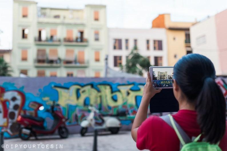 Lenny Chen | Valencia Urban Adventures