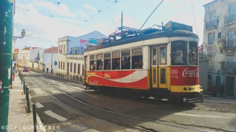 Tram | Startups are flocking to Lisbon