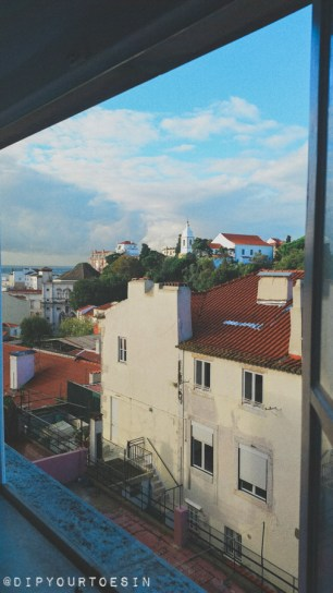 Morning view, Startups are flocking to Lisbon