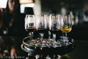 Why you should visit Porto | Port wine tasting at Sandeman, Douro Valley