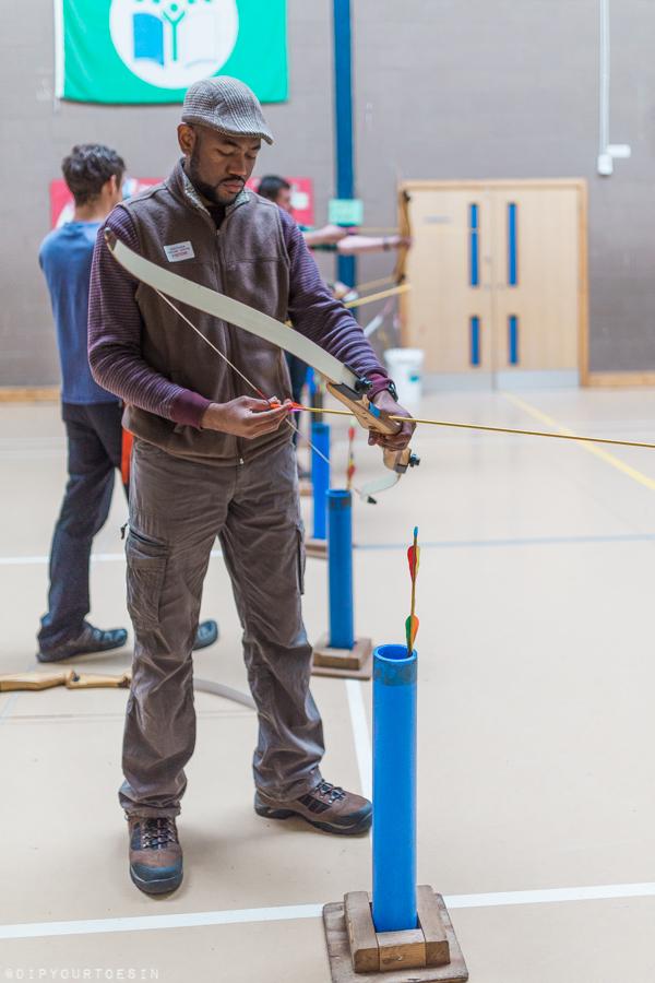 Arethusa Venture Centre, outdoor activities in Kent, Archery
