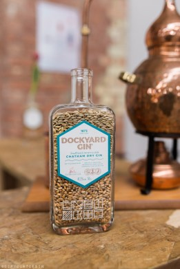 Copper Rivet Gin Distillery, Chatham, Medway