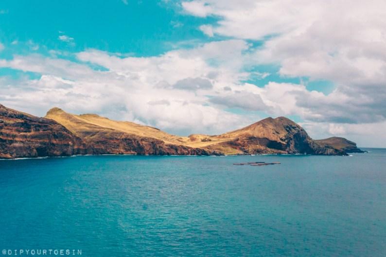 Madeira, Portugal   Ponta de São Lourenço