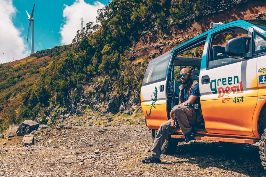 North West Jeep Safari with Green Devil Safari, Madeira