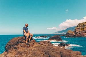 Porto Moniz, North West coast of Madeira
