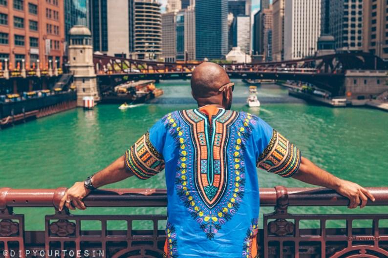Chicago Riverwalk | Chicago's architecture