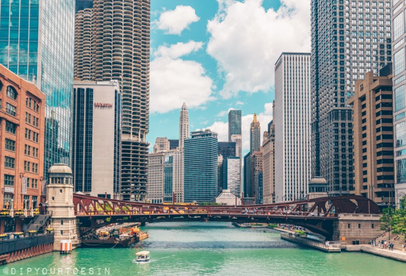 Chicago Riverwalk | Why Chicago's architecture is best viewed from above