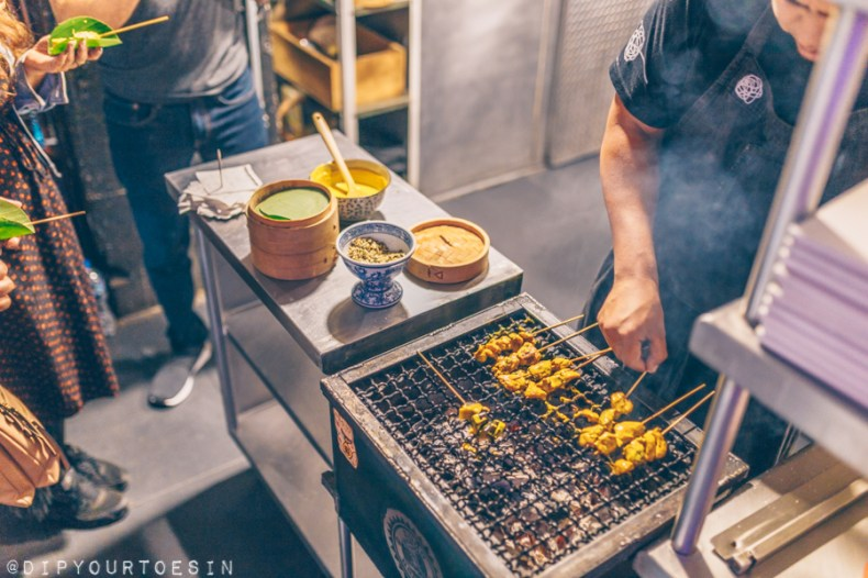 Nudo Negro | Mexico City | The City with the World's Best Tacos
