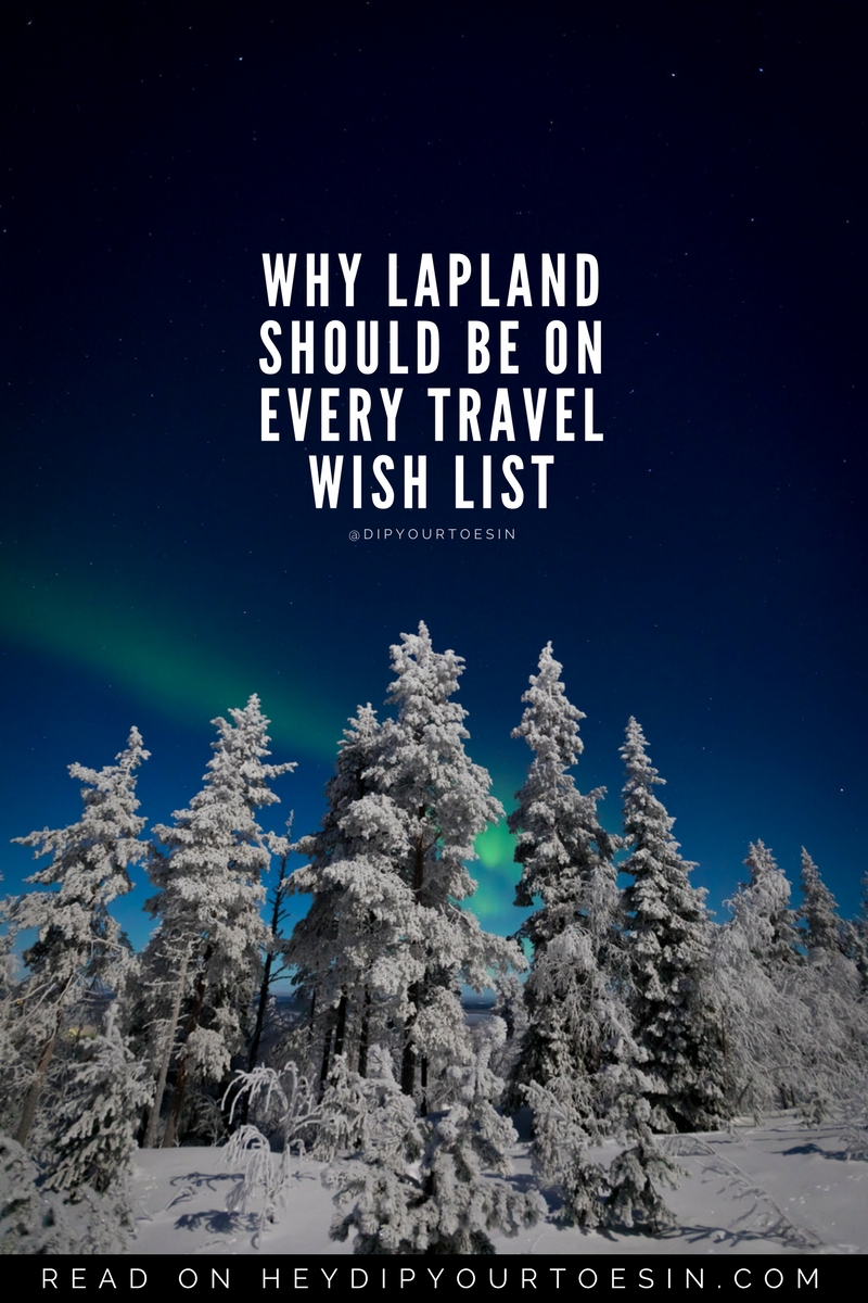 Learn more about Lapland | © Cat Ekkelboom