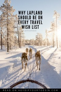 Learn more about Lapland   © Cat Ekkelboom