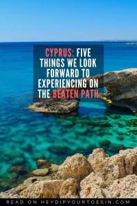Travel to Cyprus | James Villas accommodation