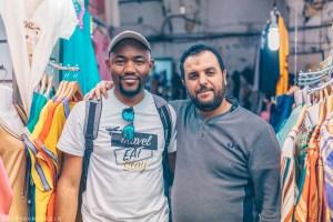 Shopping in The Medina of Tunis, Tunisia Travel