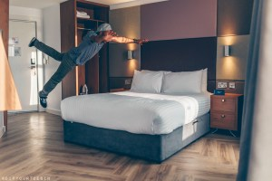 Dezign Suite in Roomzzz Stratford East London | Aparthotel