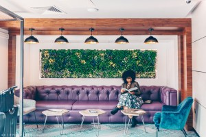 Relax Zone at Roomzzz Stratford, East London | Aparthotel