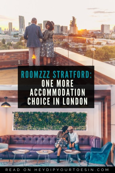 Roomzzz Stratford Design suite review