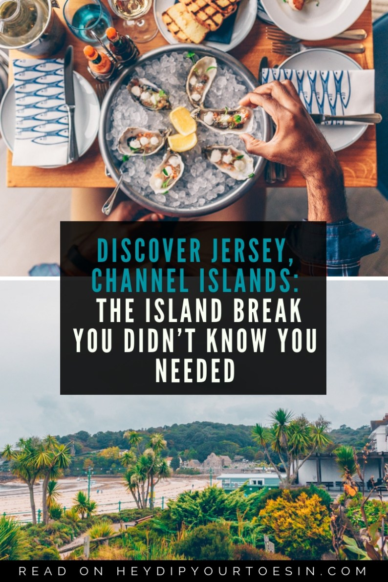 Jersey The Island Break #TheIslandBreak | Channel Islands