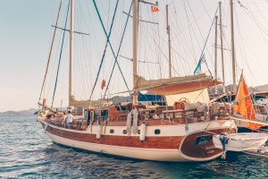ScicSailing Gulet Cruise in Southwest Turkey