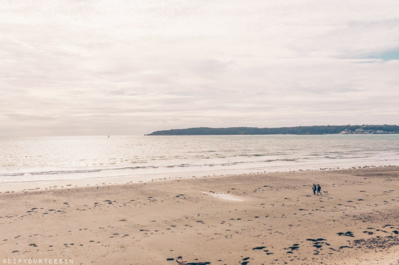 St. Aubin's Bay | Jersey The Island Break