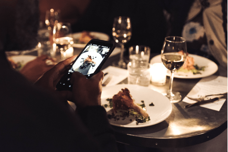 The Communion, a wine and food pairing event by Cha McCoy