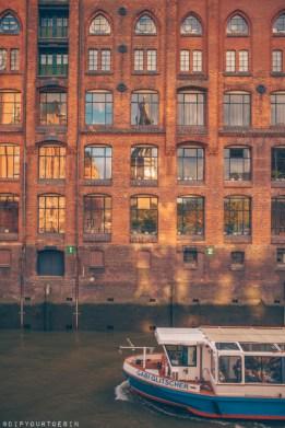 Hamburg photo journal | Warehouses in Speicherstadt, Hamburg UNESCO World Heritage Site