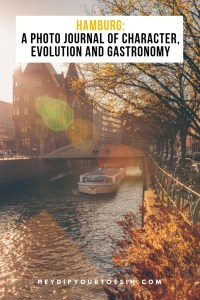 Hamburg River - A Photo Journal of Character, Evolution and Gastronomy