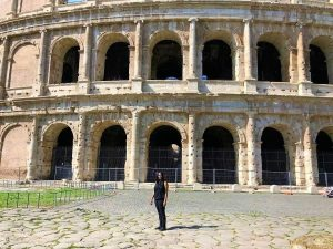 Woni Spotts Italy