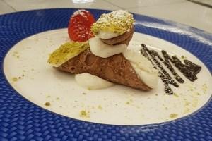 Dessert at Tasting Sicily