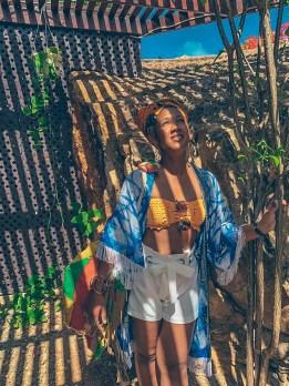 #HotGirlSummer in Antigua at Boom!
