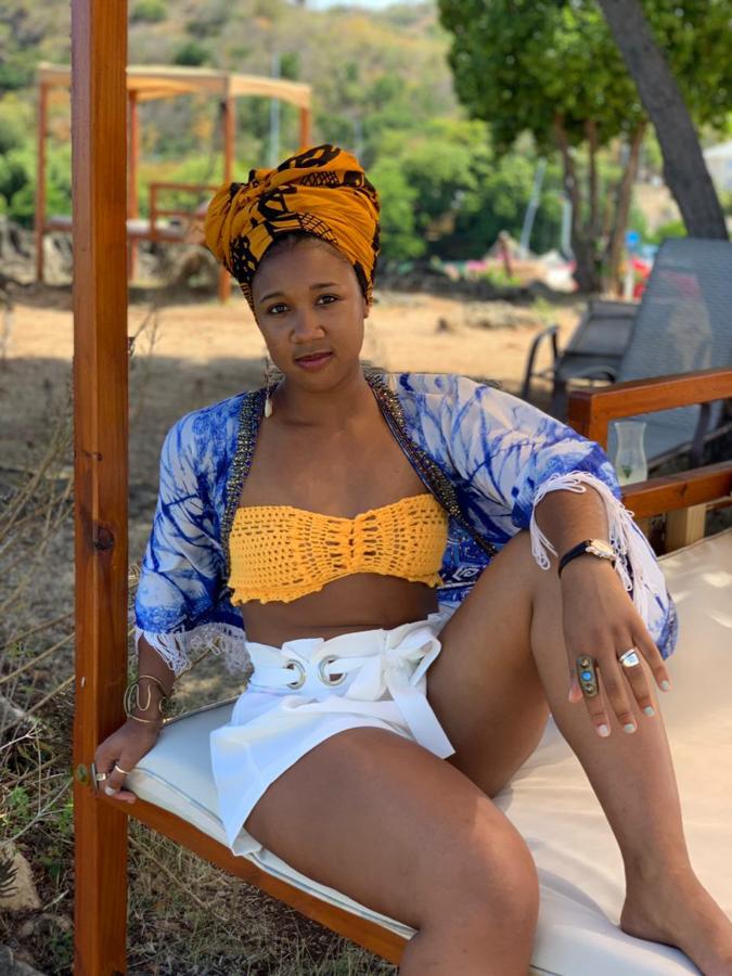Celene Senhouse weighs in on finding Hot Girl Summer in Antigua & Barbuda