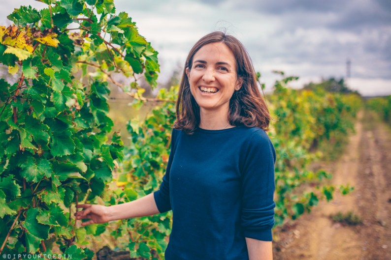 Gemma Roig Aubert, Mas Llunes commercial manager talking Wine Tourism in Empordà