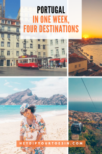Visit Portugal in One Week with TAP Air Portugal