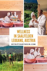 Wellness holidays in Austria