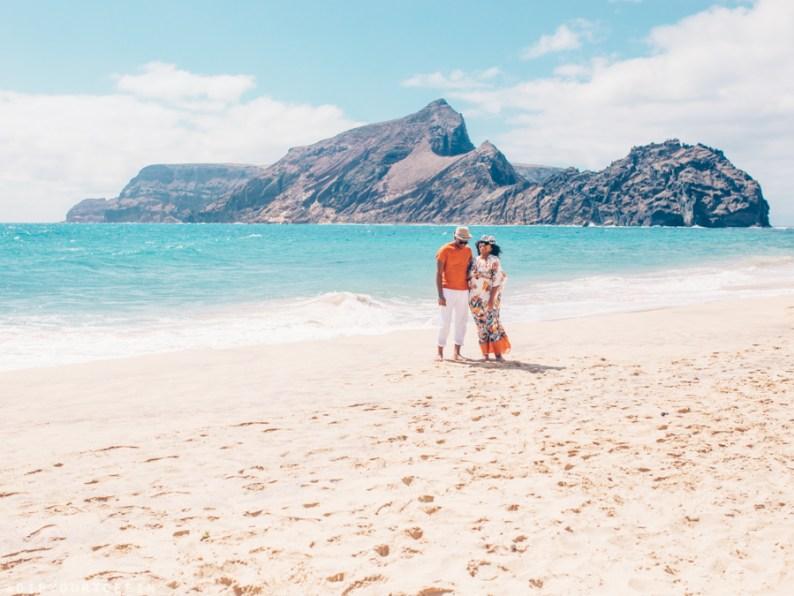Ponta da Calheta - Calheta Beach - Porto Santo island - Madeira