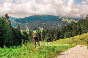 Hiking is part of wellness in Saalfelden Leogang