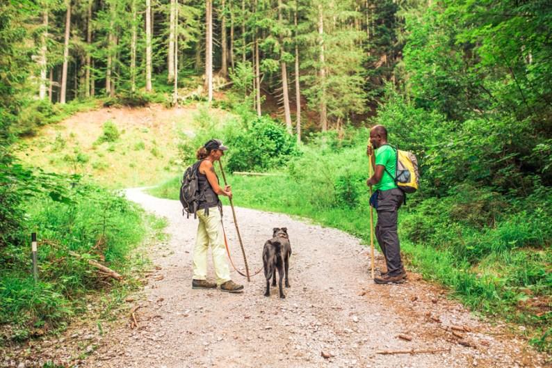 Hiking to explore wellness in Saalfelden Leogang