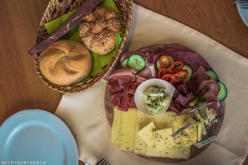 Organic food as part of wellness in Saalfelden Leogang, Austria