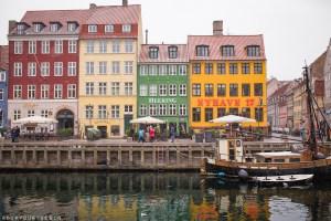 Visiting Nyhavn | Copenhagen, Denmark
