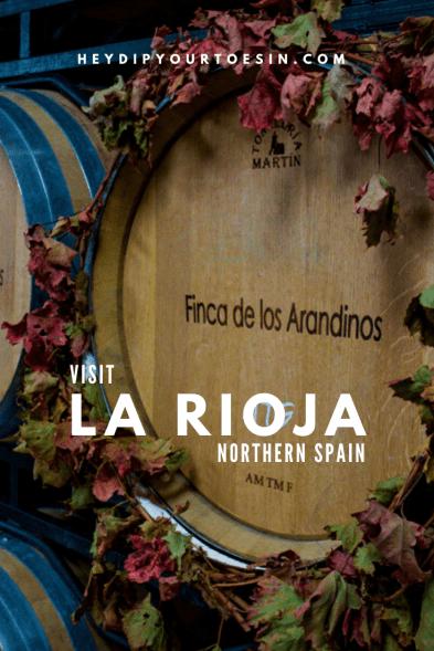 Visit La Rioja, Spain | Bodega Hotel Finca de Los Arandinos in Entrena