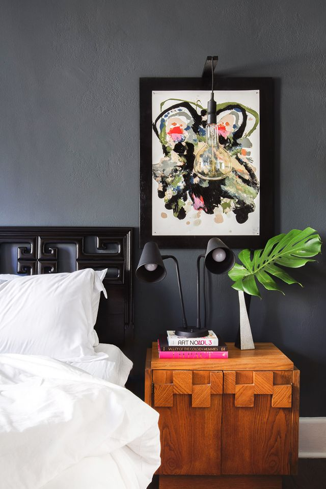5 Swoon Worthy Moody Blue Bedrooms You Can Re Create Today Hey Djangles
