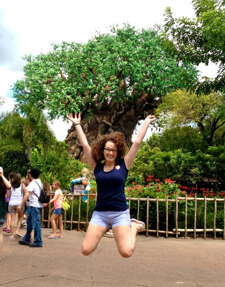 Woo Animal Kingdom!