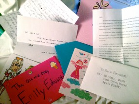 The sweet letters