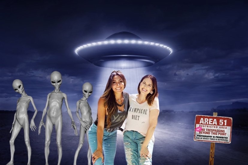 Storming Area 51! They Can't Stop US All
