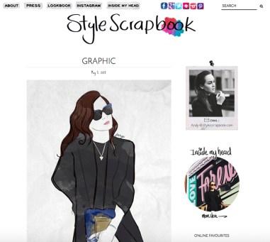 STYLE SCRAPBOOK / Illustration