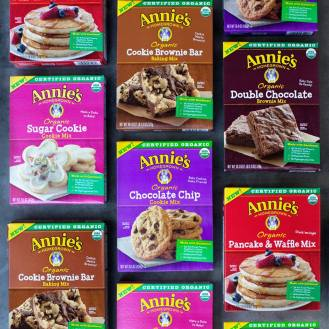 Art Direction - Annie's (product photography for packaging). Photographer Val Bourassa.