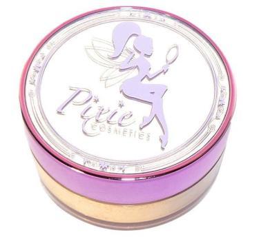 Pixie Cosmetics logo design