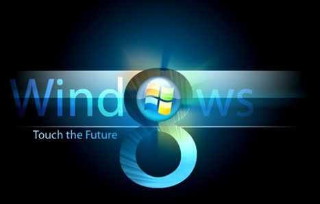 Windows 8 is coming...